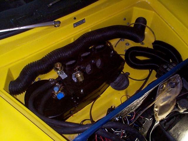 evap/heater/.fan in Plenum
