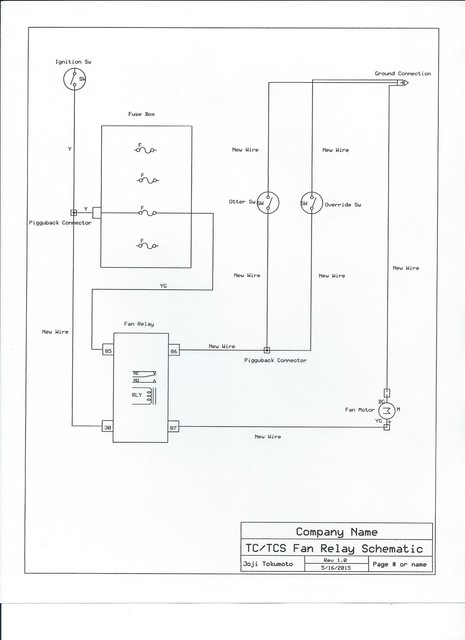 Ribu1c Relay Wiring Diagram : Ribu s wiring diagram images