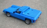 Legoropa rear quarter