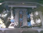 3046R Engine Bay