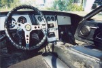 before short shift lever and small wheel