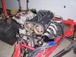 180+hp Zetec