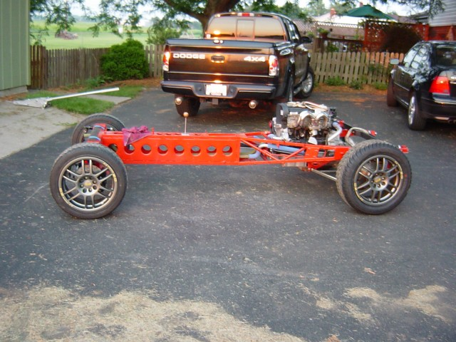 Chassis came from Bob K. see in other postings.