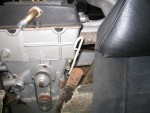 Bean cassette water pump