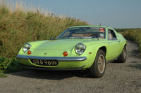 Highlight for album: 1972 Lotus Europa TC: Big valve power unit: