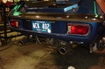 2 1/2 inch stainless steel exhaust throughout