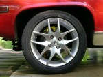 Miata Calipers with TSW wheel
